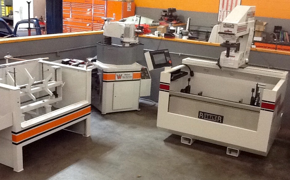 Rottler HP7A CNC Diamond Hone